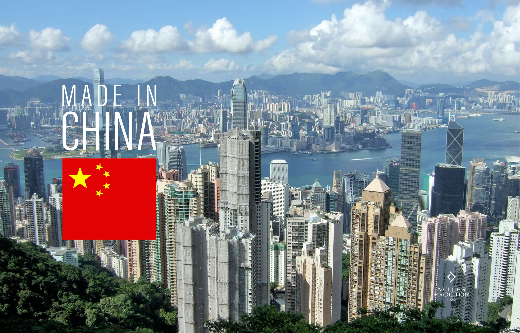 Customs Announces New Country of Origin Marking Requirements for Imported Goods Produced in Hong Kong